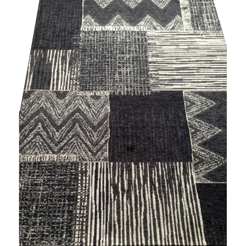 tapis gris antika x cm leroy merlin. Black Bedroom Furniture Sets. Home Design Ideas