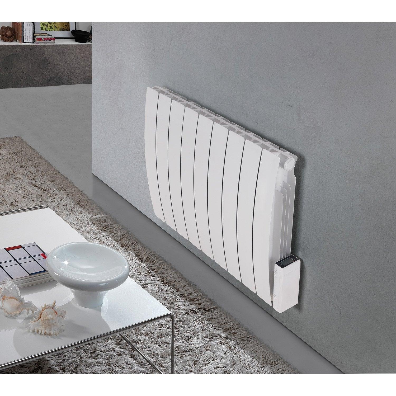 radiateur electrique chaleur douce leroy merlin ilot. Black Bedroom Furniture Sets. Home Design Ideas