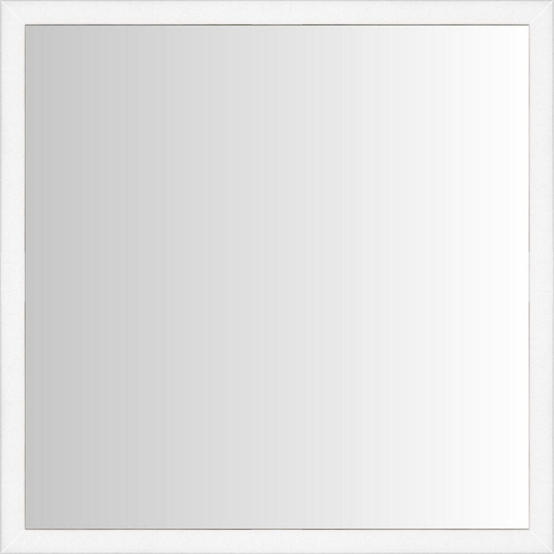 Miroir lario inspire blanc x cm leroy merlin - Leroy merlin miroir grossissant ...