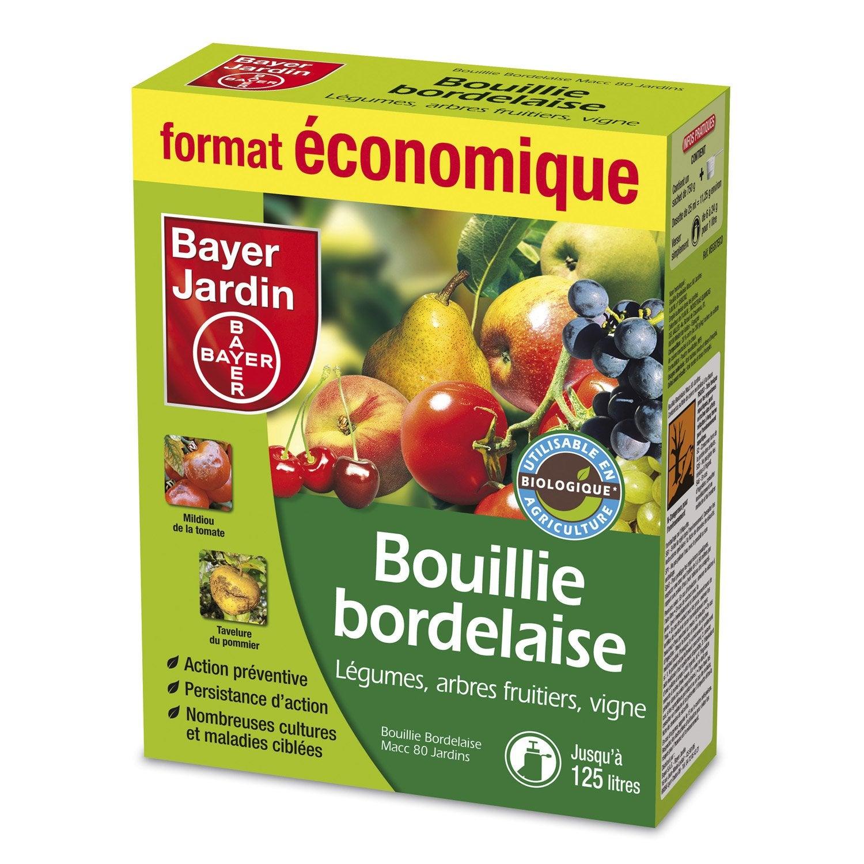 Bouillie bordelaise et piscine bouillie bordelaise 750 g for Bouillie bordelaise piscine