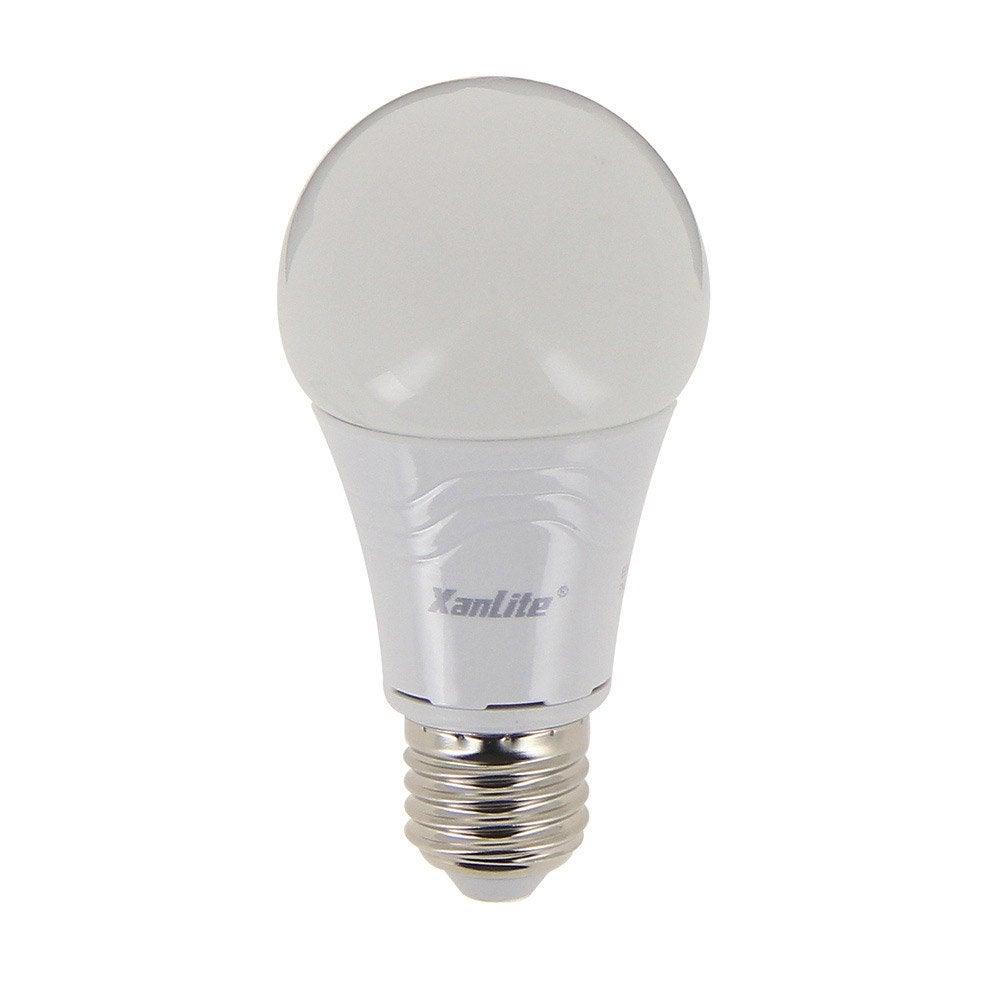 Ampoule standard led 10w xanlite e27 lumi re chaude env - Ampoule lumiere du jour leroy merlin ...