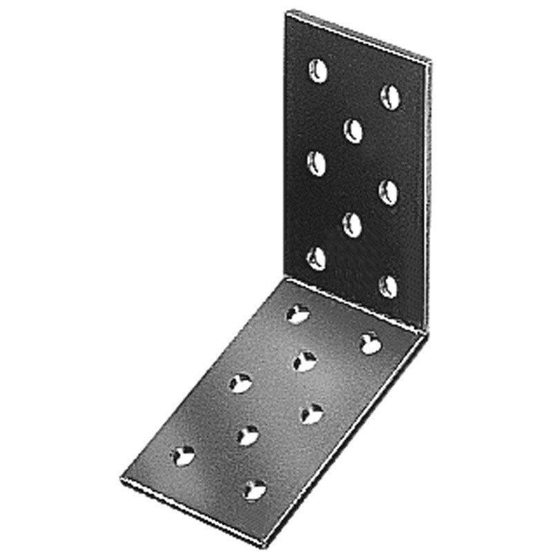equerre 135 galvanis gah alberts 90x90x65 mm leroy merlin. Black Bedroom Furniture Sets. Home Design Ideas