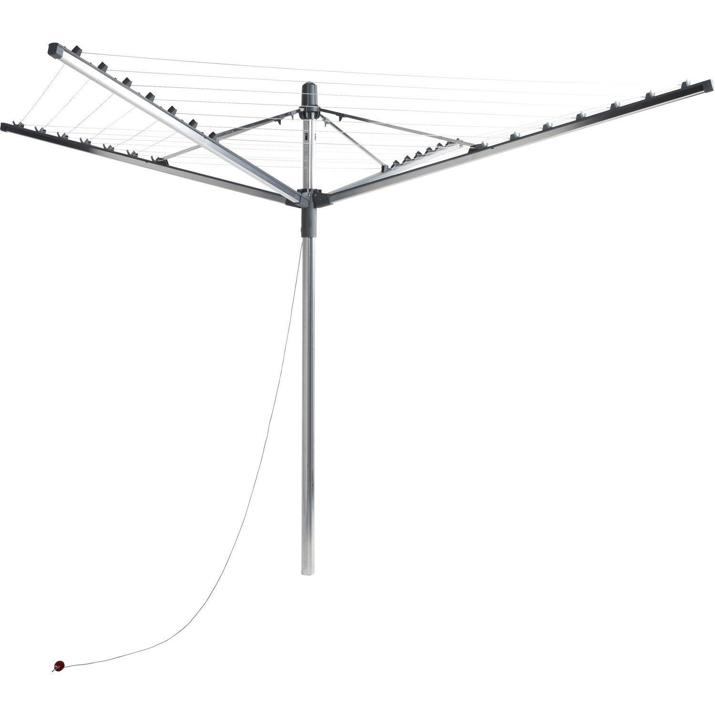 Populaire Etendoir, séchoir parapluie extérieur - Jardin | Leroy Merlin NC29