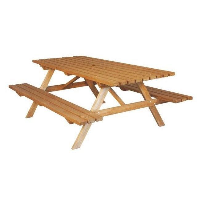 Table de jardin rectangulaire leroy merlin - Outillage jardin leroy merlin ...