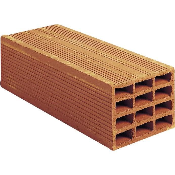 brique creuse cm leroy merlin. Black Bedroom Furniture Sets. Home Design Ideas