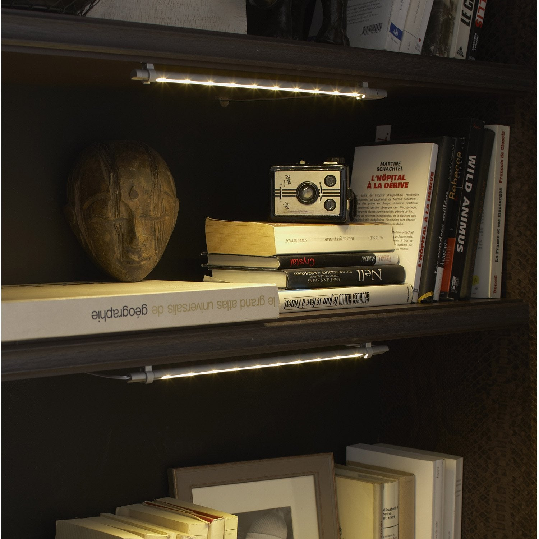 r glette vedi inspire led 1 x 1 w transparent leroy merlin. Black Bedroom Furniture Sets. Home Design Ideas