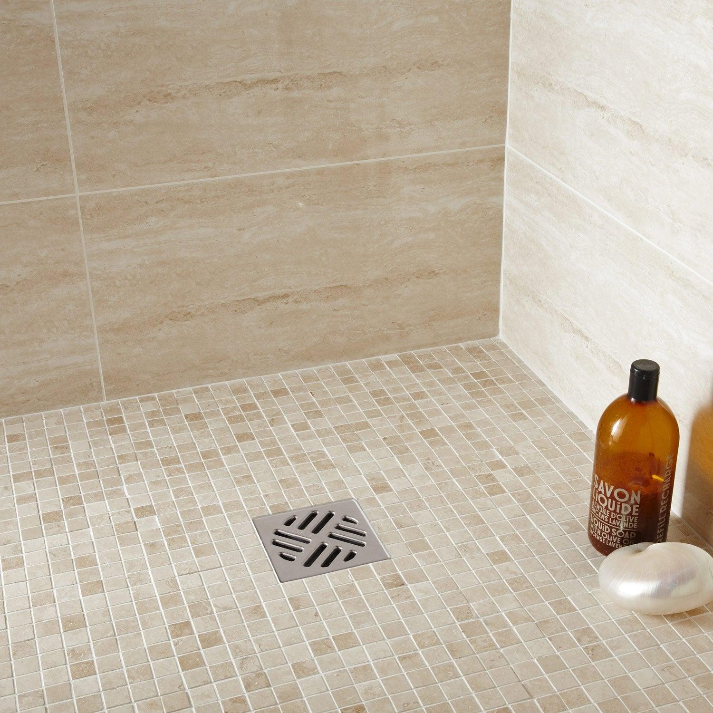 mosa que mineral travertin artens ivoire cm. Black Bedroom Furniture Sets. Home Design Ideas