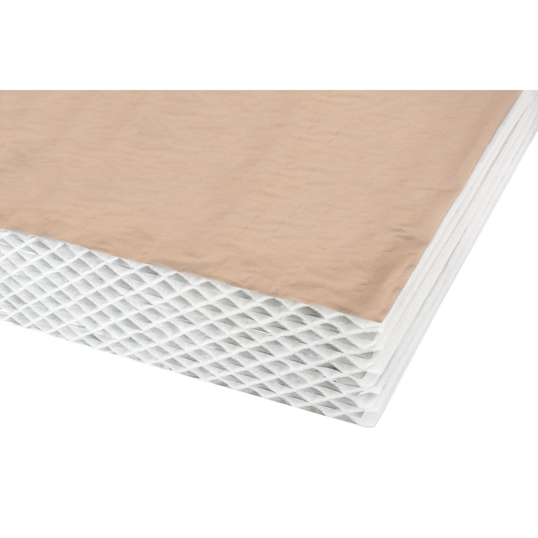 4 panneaux isolant actis hybris 3 en 1 ep 50 for Panneaux acrylique leroy merlin
