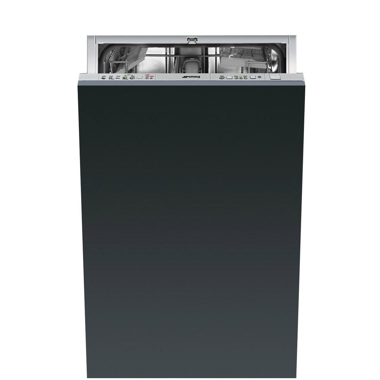 Amazing Pare Vapeur Lave Vaisselle #13: Lave-vaisselle Intégrable L.44.8 Cm SMEG STA4513, 10 Couverts