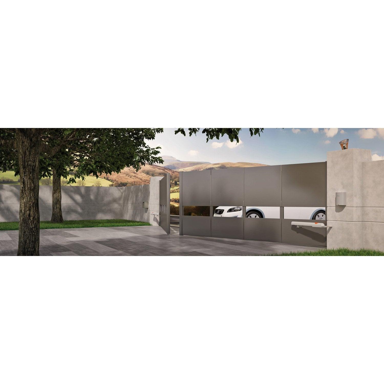 motorisation de portail v rins nice home aria 400 kit. Black Bedroom Furniture Sets. Home Design Ideas