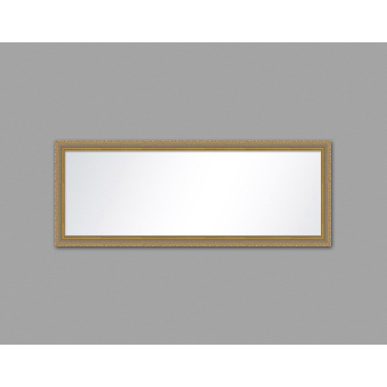 Miroir canaux or x cm leroy merlin for Miroir 50 x 70 leroy merlin