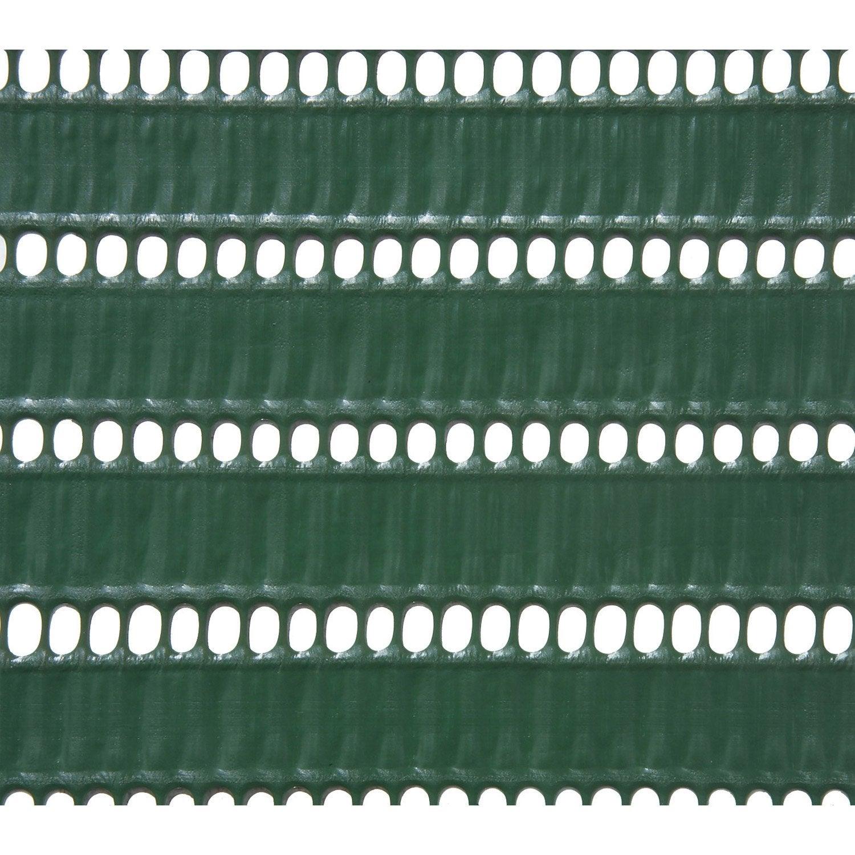 Brise vue avec attaches closnet h 150 x 1000 cm leroy merlin - Brise vue vert leroy merlin ...
