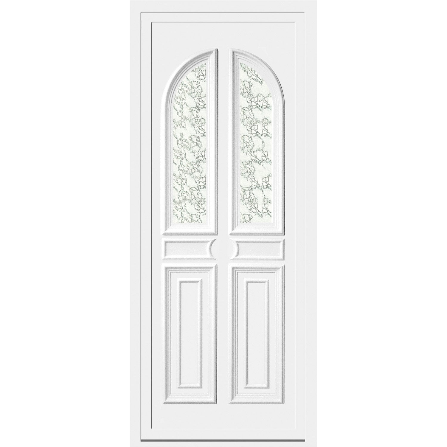 Porte sur mesure leroy merlin maison design - Canvas pvc leroy merlin ...