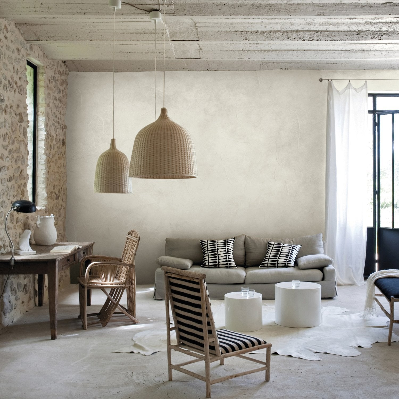 des murs qui font de l 39 effet. Black Bedroom Furniture Sets. Home Design Ideas