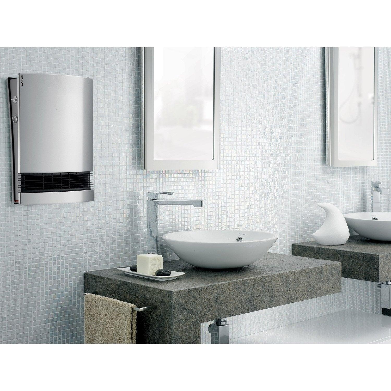 Radiateur soufflant salle de bain mobile lectrique supra lito 10 1800 w le - Chauffage salle de bain soufflant leroy merlin ...