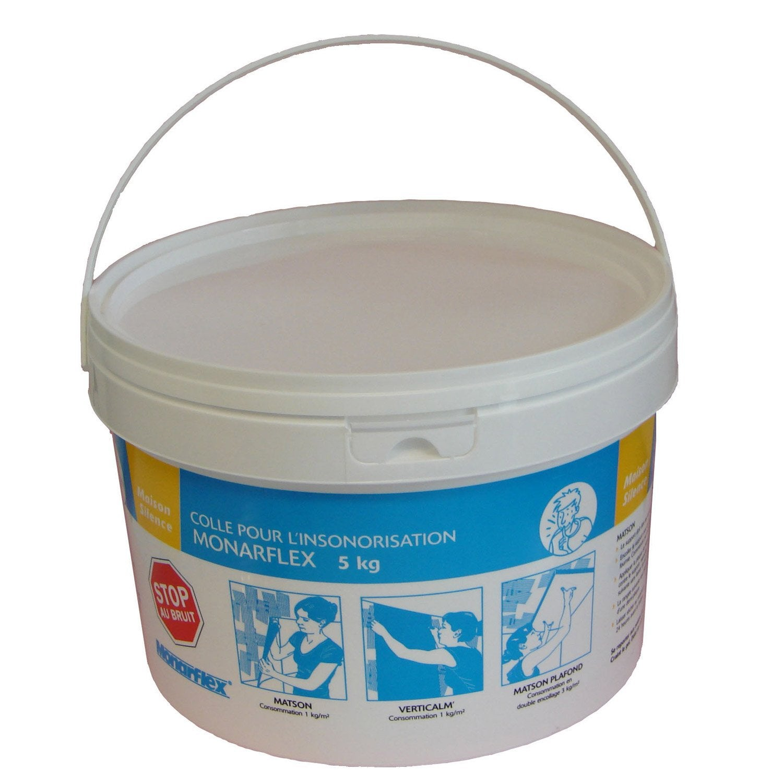 Colle pour mat riaux isolants matson verticalm siplast 5 kg leroy merlin - Colle pour gazon synthetique leroy merlin ...