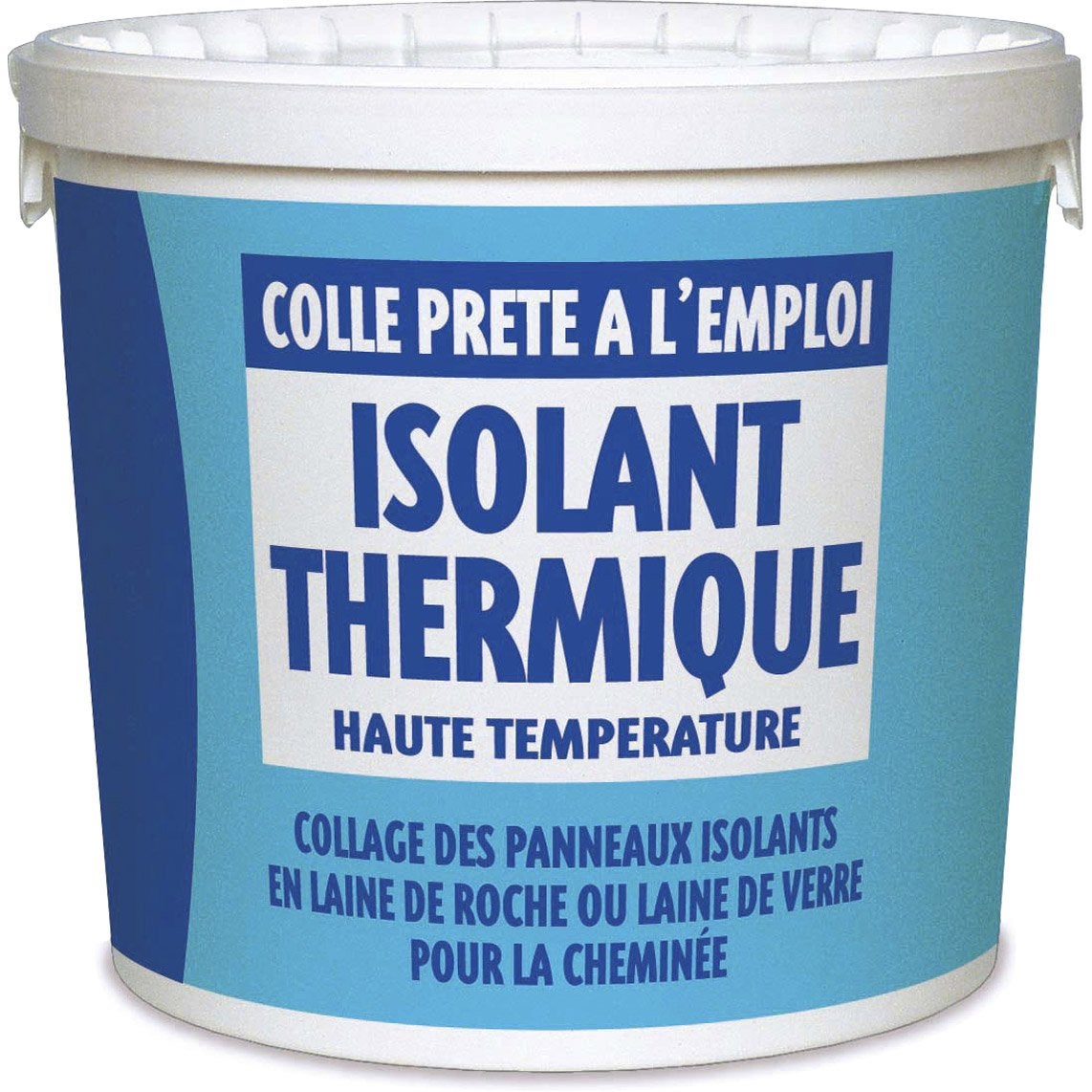 Colle haute temp rature semin 10 kg leroy merlin for Peinture haute temperature leroy merlin
