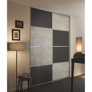 Les produits les conseils et les id es pour le bricolage for Porte coulissante 60 x 96