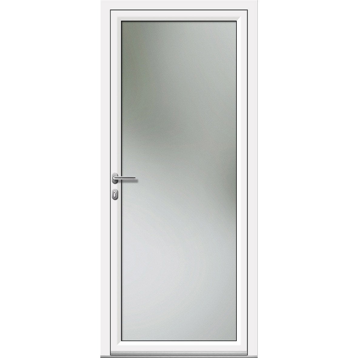 Porte sur mesure leroy merlin maison design for Porte sur mesure