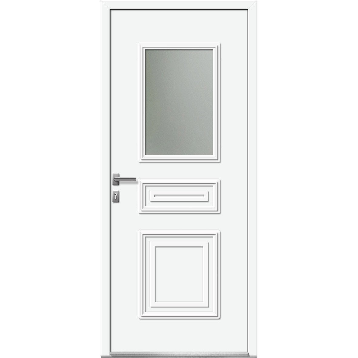 Porte sur mesure leroy merlin maison design for Porte coulissante leroy merlin sur mesure