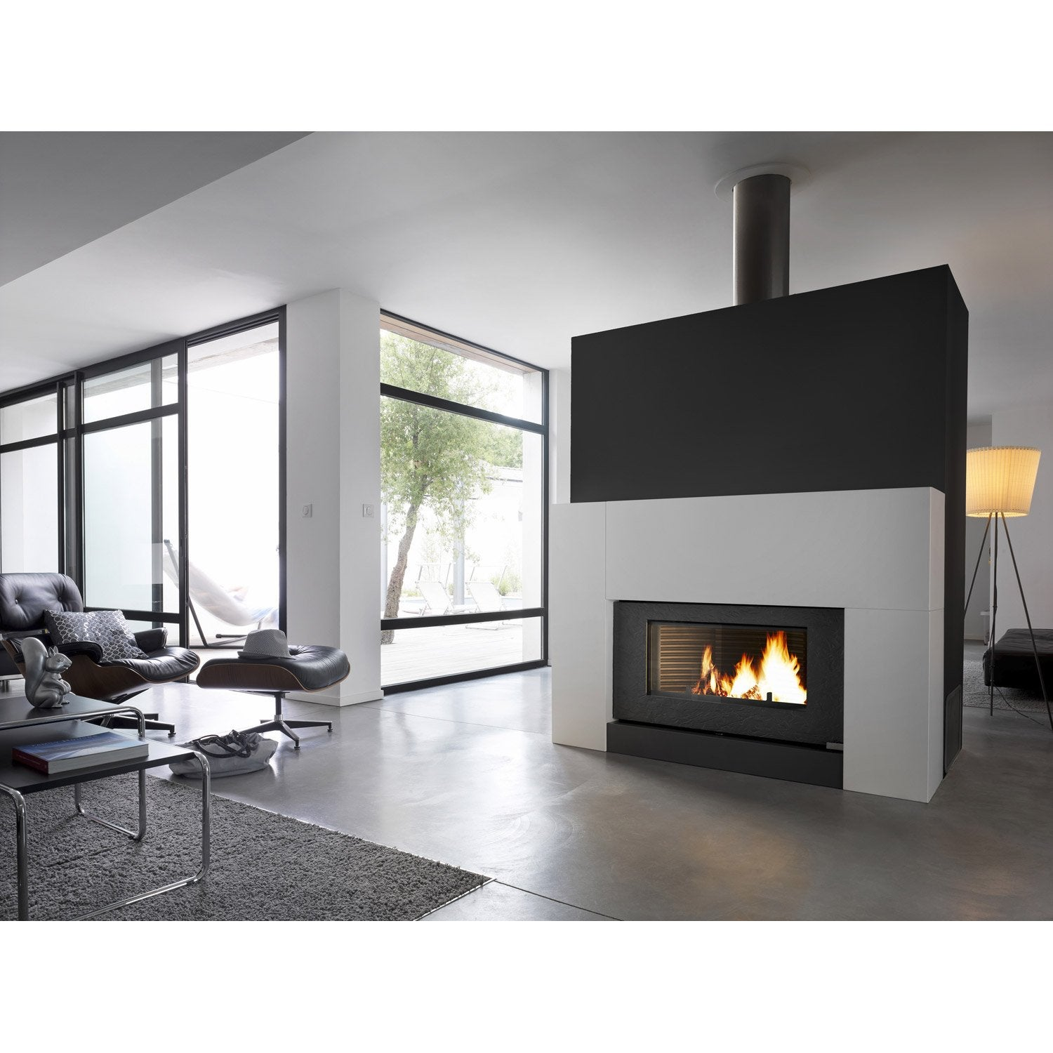 poele invicta. Black Bedroom Furniture Sets. Home Design Ideas