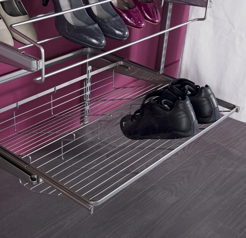 ranger les chaussures d s l 39 entr e leroy merlin. Black Bedroom Furniture Sets. Home Design Ideas