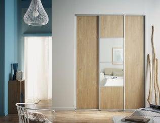 comment r aliser un portant pour les v tements leroy merlin. Black Bedroom Furniture Sets. Home Design Ideas