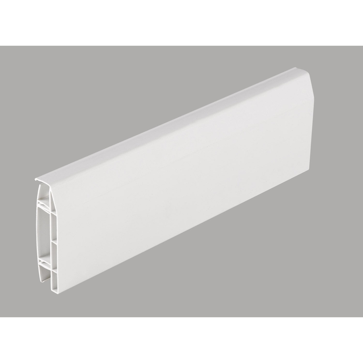 Plinthe de finition pvc blanc leroy merlin - Canvas pvc leroy merlin ...
