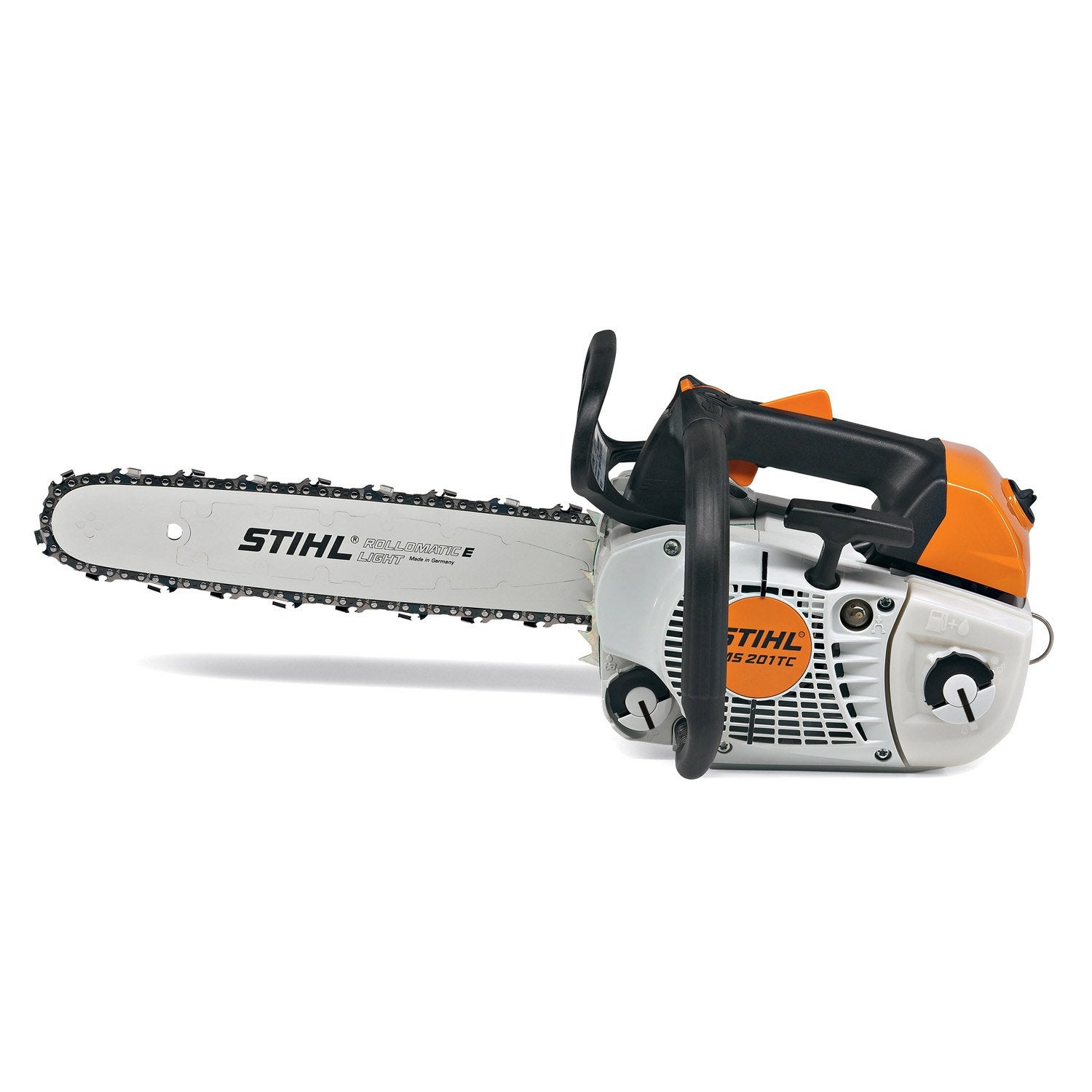 tron onneuse lagueuse essence stihl ms 201 tc m 35 2
