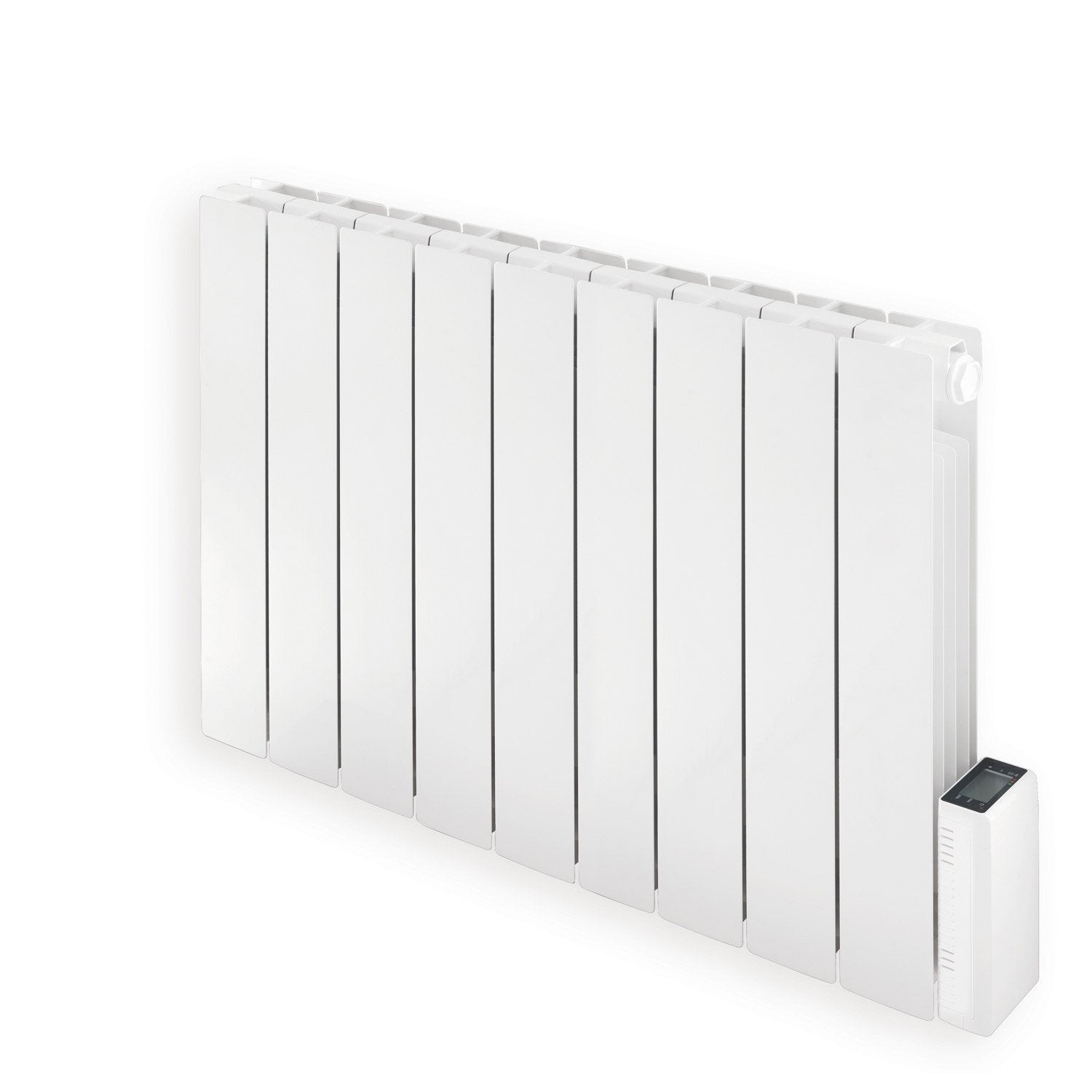 radiateur lectrique inertie fluide telica 1500w leroy merlin. Black Bedroom Furniture Sets. Home Design Ideas