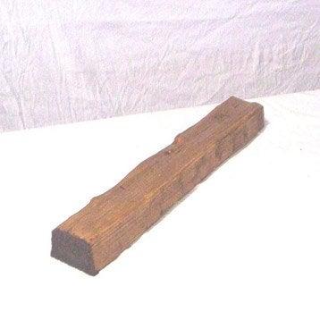 poutre en polyur thane long 3 m section 5x10 cm leroy merlin. Black Bedroom Furniture Sets. Home Design Ideas