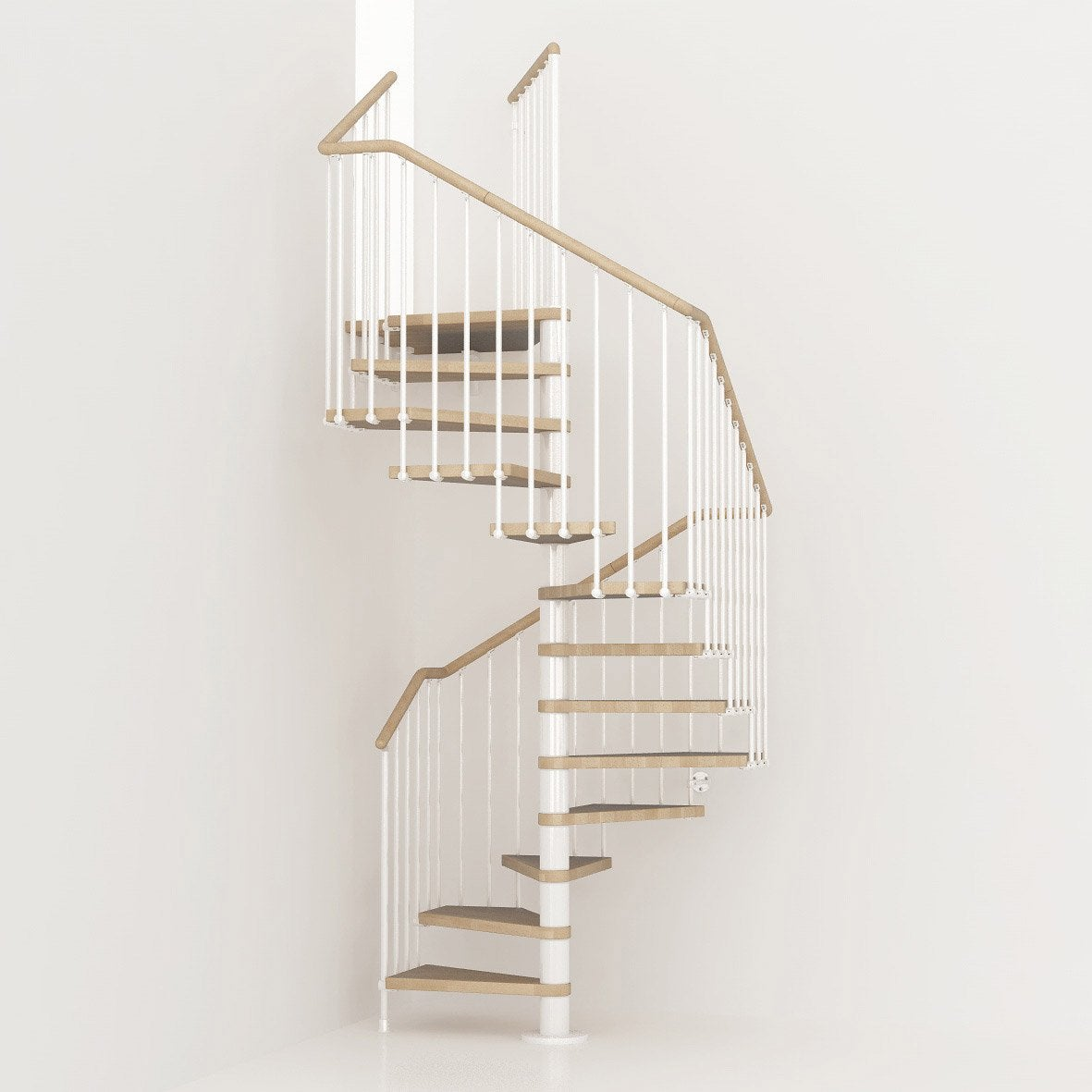 Escalier colima on carr cube structure m tal marche bois for Cube leroy merlin