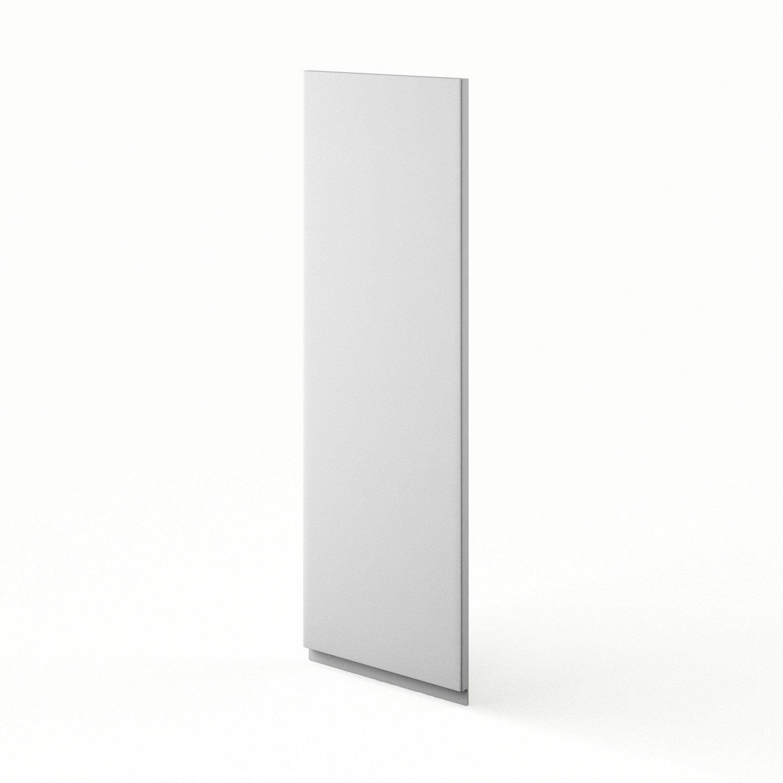 porte de cuisine blanc f30 92 graphic l30 x h92 cm. Black Bedroom Furniture Sets. Home Design Ideas