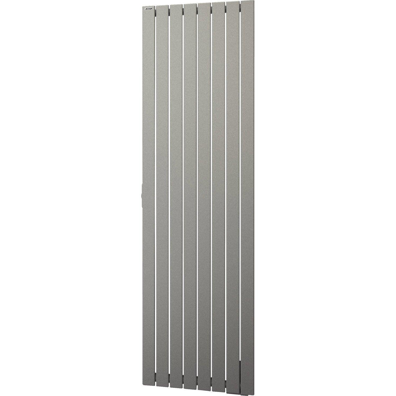 radiateur lectrique inertie fluide acova 080006346 1000 w leroy merlin. Black Bedroom Furniture Sets. Home Design Ideas