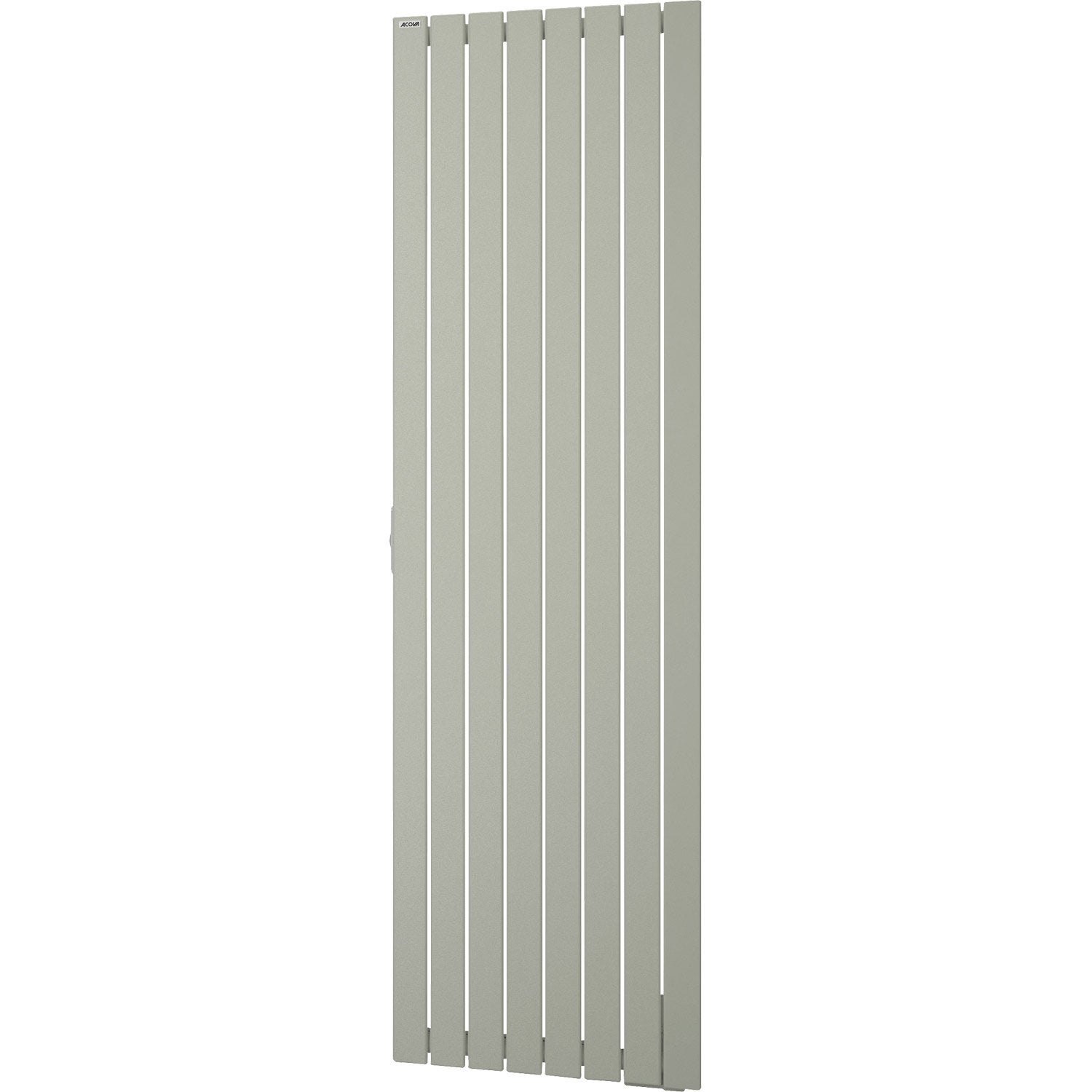 radiateur lectrique inertie fluide acova 080006355 1500 w leroy merlin. Black Bedroom Furniture Sets. Home Design Ideas