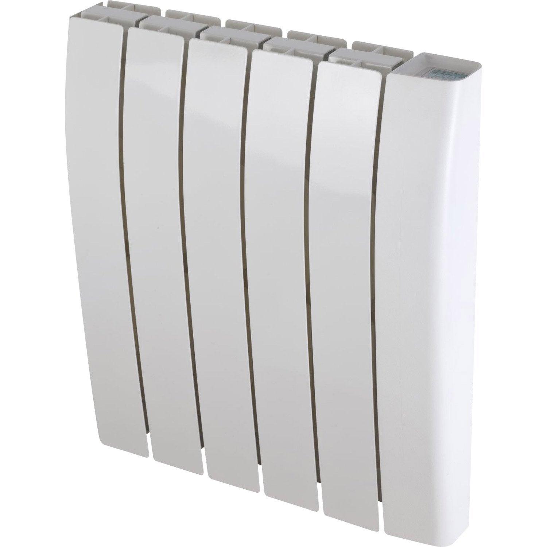 radiateur lectrique inertie fluide deltacalor 1500 w. Black Bedroom Furniture Sets. Home Design Ideas
