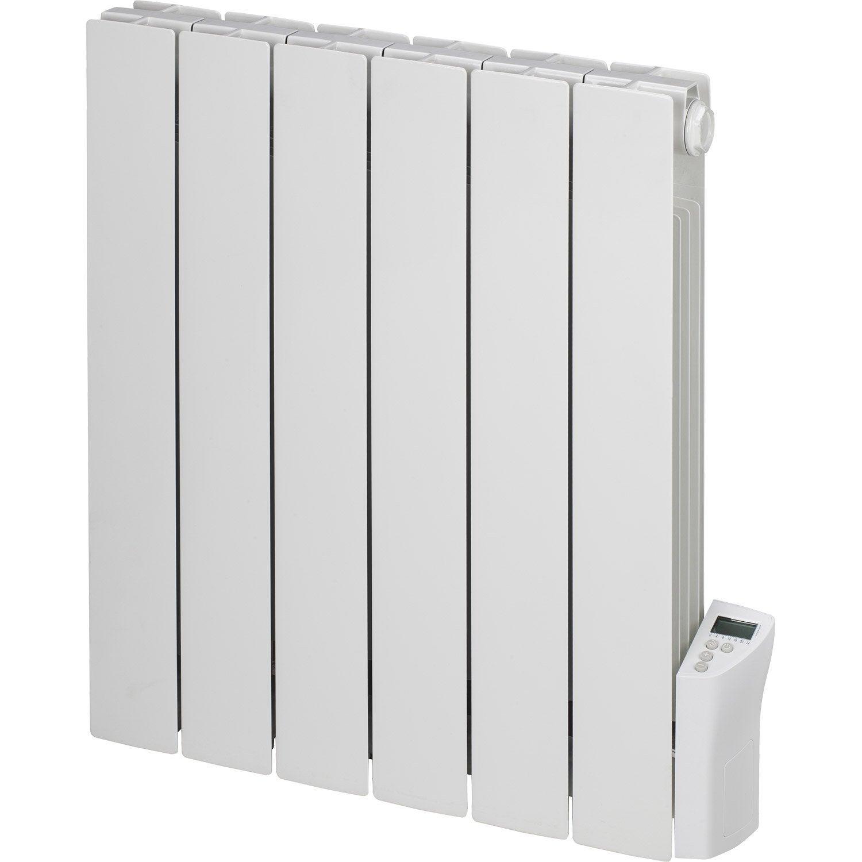 radiateur lectrique inertie fluide 1500 w leroy merlin. Black Bedroom Furniture Sets. Home Design Ideas