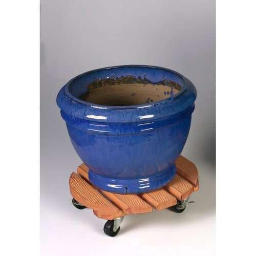 Support pot avec roulette rond bois Leroy Merlin # Bois Rond Leroy Merlin