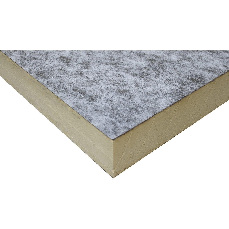 panneau en polyur thane enertherm bgf iko enertherm m r 3 7 leroy merlin. Black Bedroom Furniture Sets. Home Design Ideas