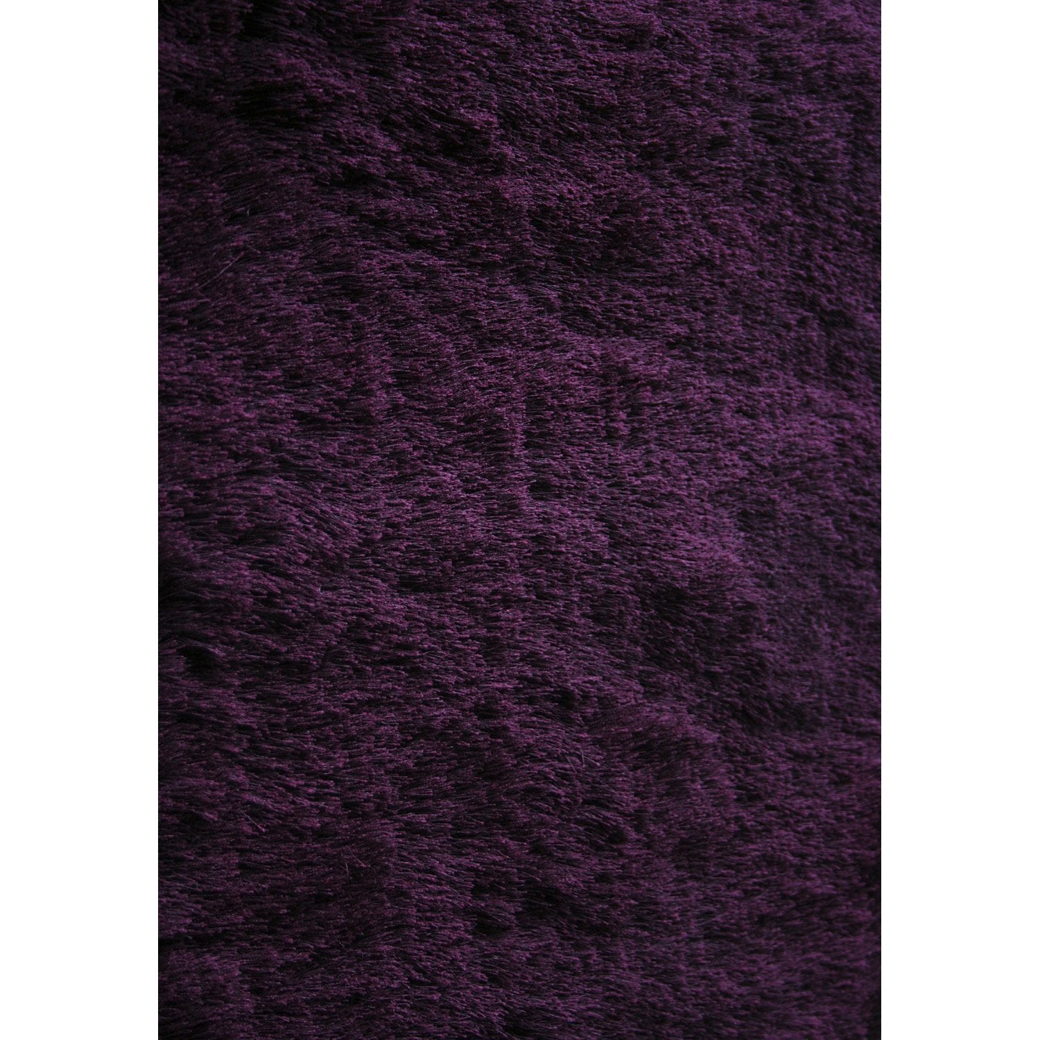 tapis shaggy zelia fuchsia 170x120 cm leroy merlin. Black Bedroom Furniture Sets. Home Design Ideas