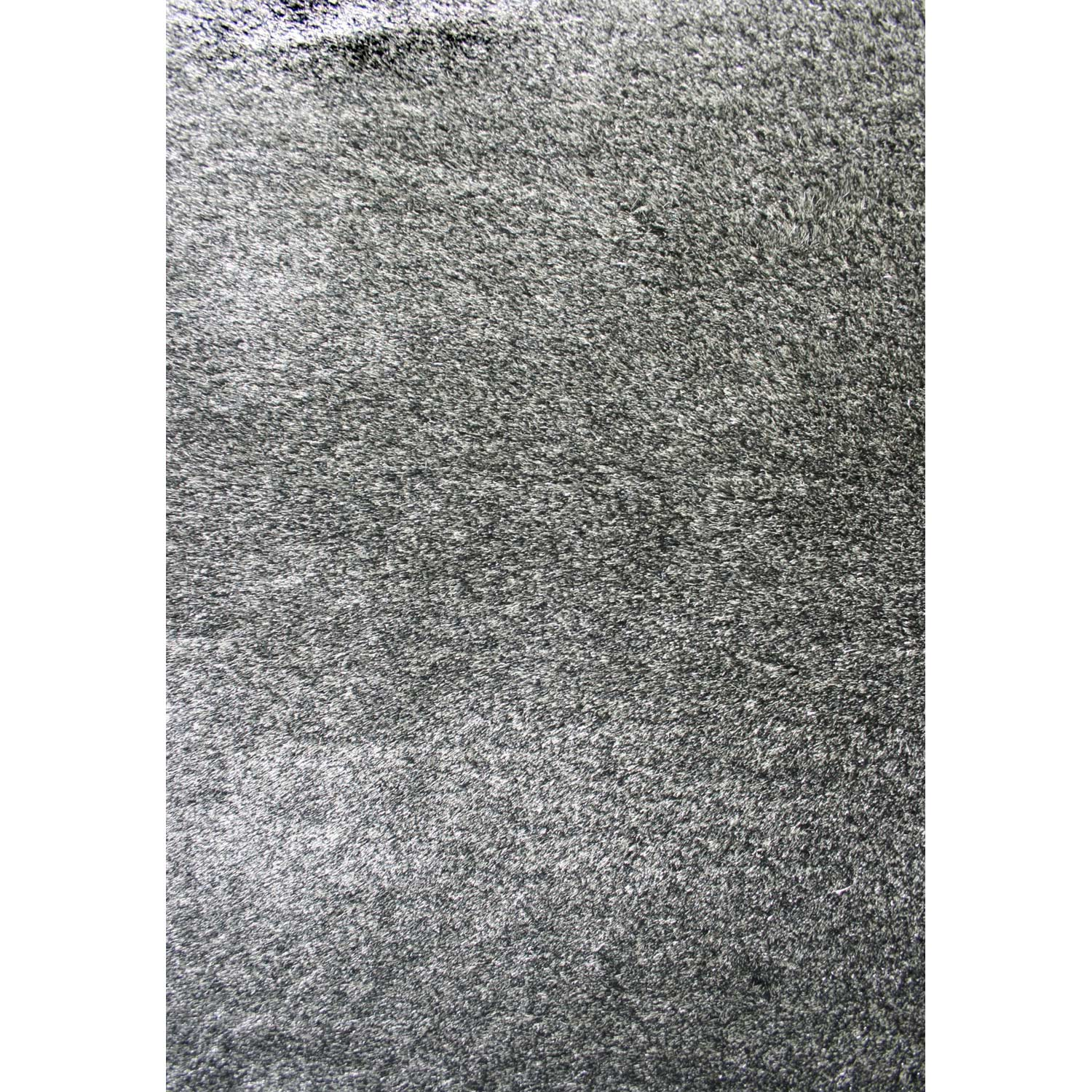 tapis shaggy zelia gris 230x160 cm leroy merlin. Black Bedroom Furniture Sets. Home Design Ideas