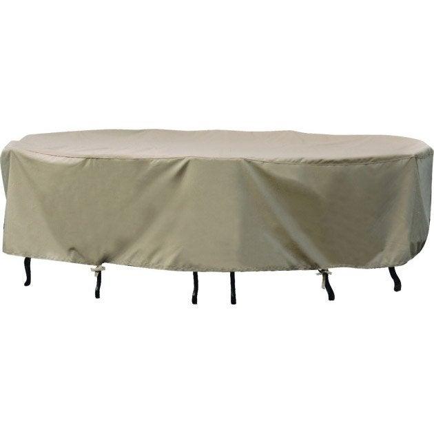 Housse de protection pour table naterial 224 x 114 x 80 - Housse table de jardin leroy merlin ...