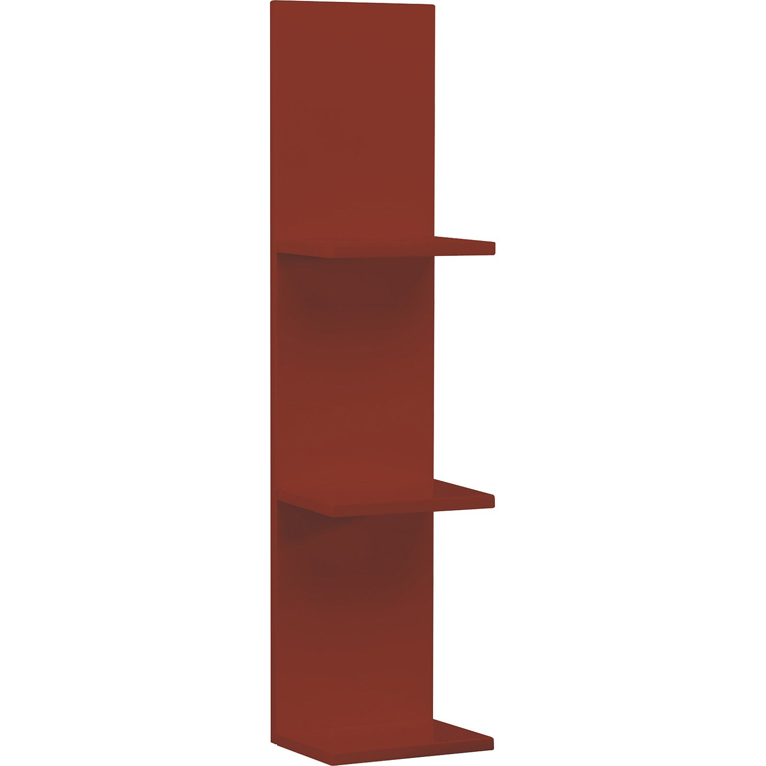 Etag re de wc remix rouge rouge n 3 for Leroy merlin etagere salle de bain