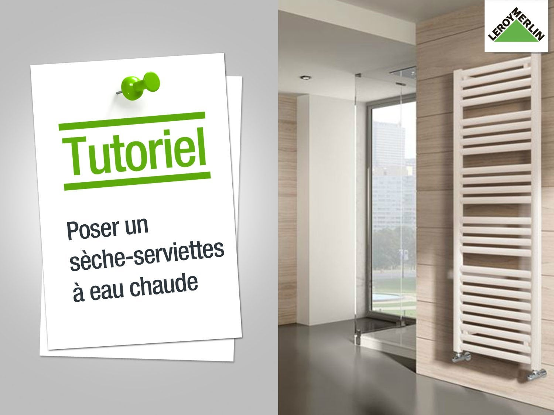 chauffe serviette mixte radiateur sche serviette bosporus. Black Bedroom Furniture Sets. Home Design Ideas
