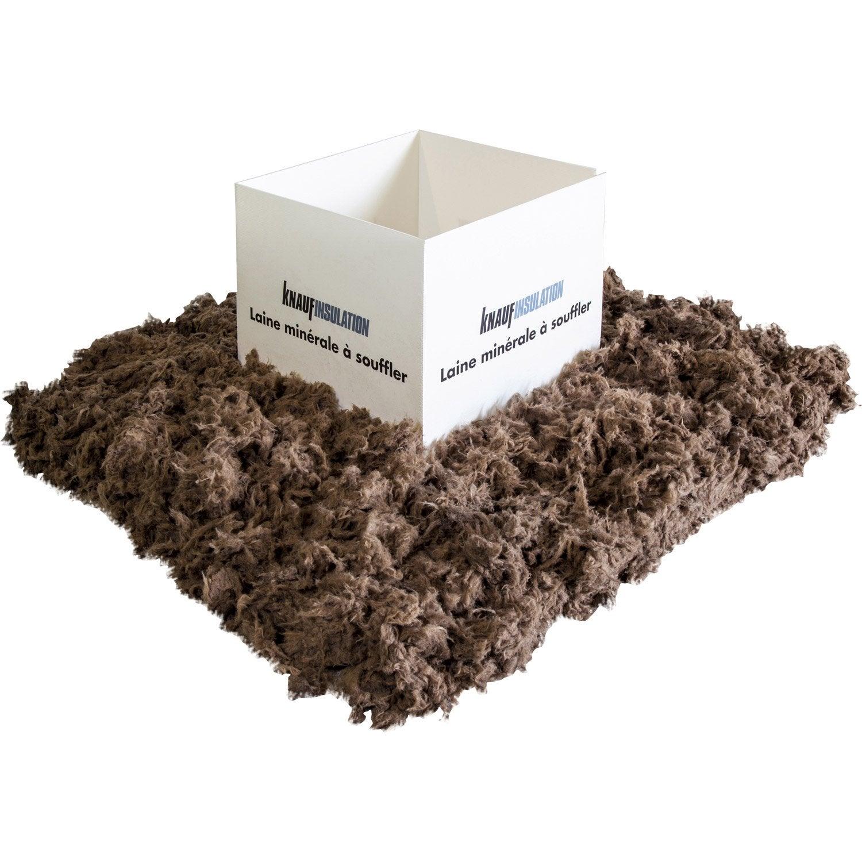 laine de verre souffler expert knauf insulation r. Black Bedroom Furniture Sets. Home Design Ideas