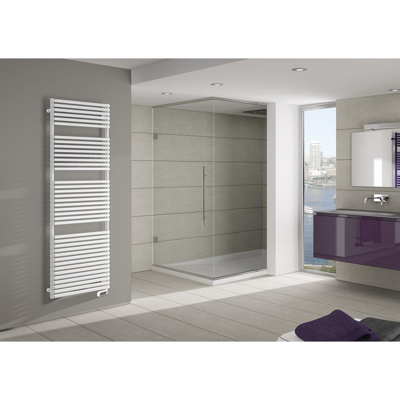 s che serviettes lectrique inertie fluide irsap net 750 w leroy merlin. Black Bedroom Furniture Sets. Home Design Ideas