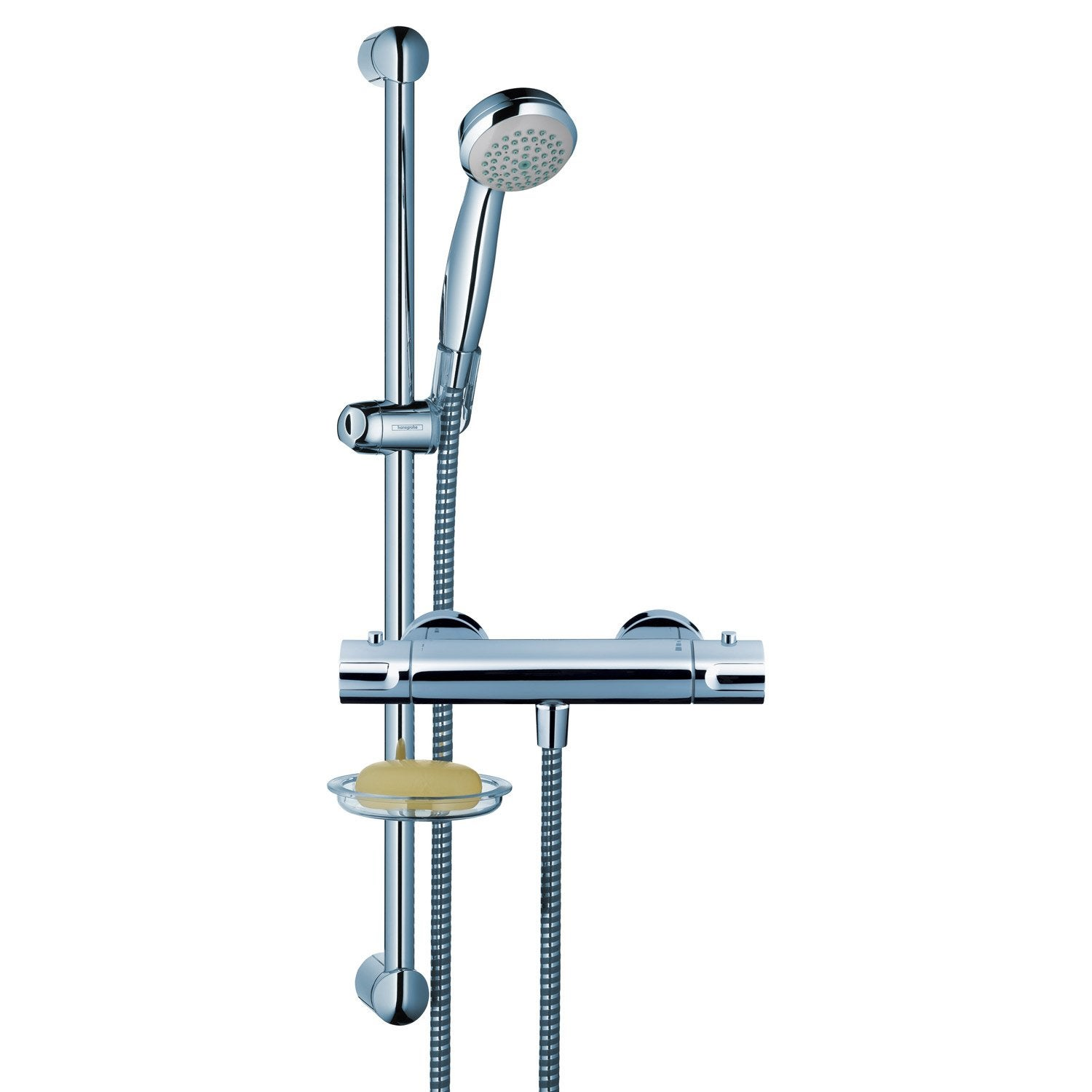 Ensemble de douche hansgrohe club eco avec thermostatique leroy merlin - Ensemble de douche leroy merlin ...