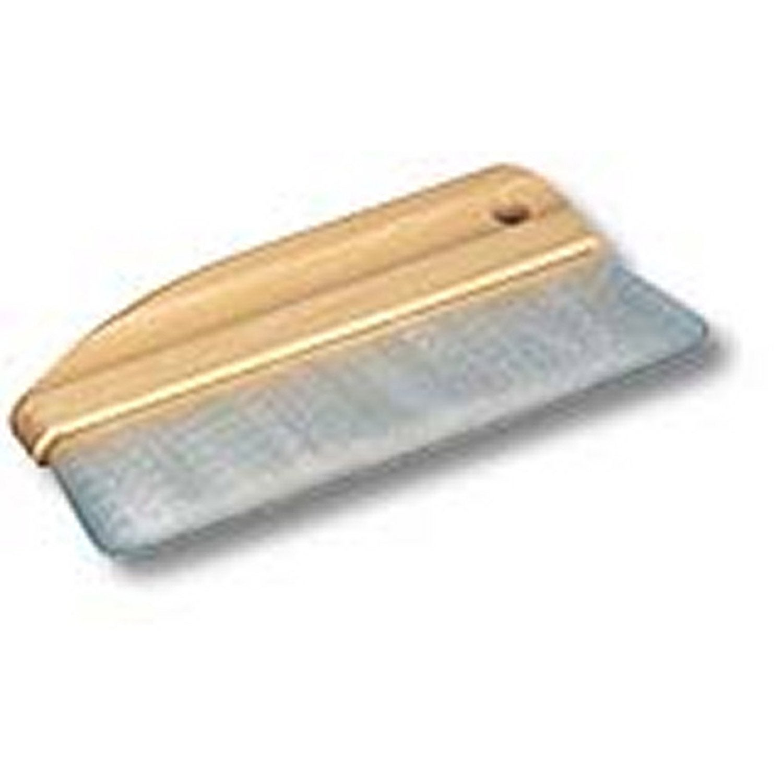 brosse plat pour vernir huiler vitrifier lasurer et saturer nespoli 100 mm leroy merlin. Black Bedroom Furniture Sets. Home Design Ideas
