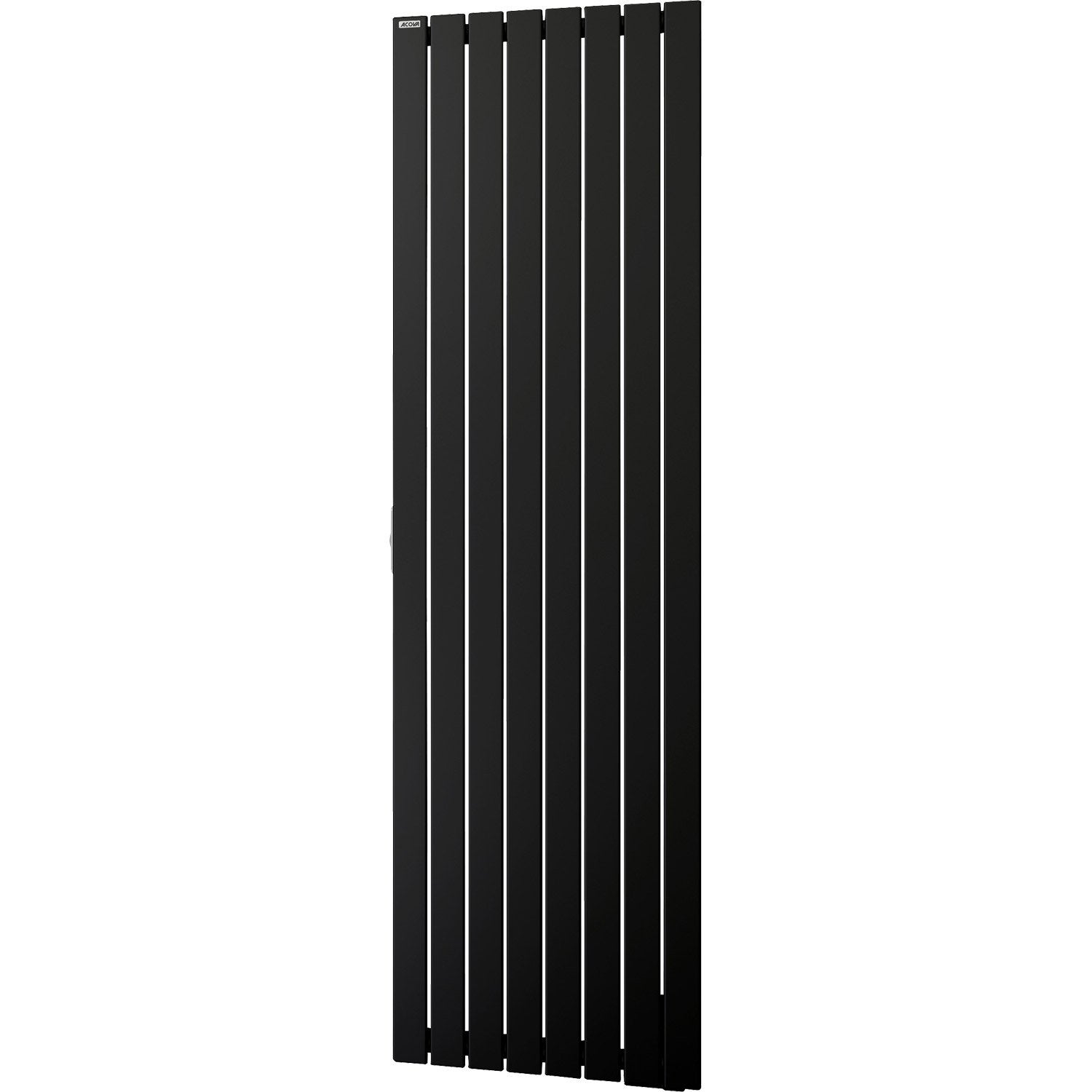 radiateur lectrique inertie fluide acova lina flash back vertical 1500 w leroy merlin. Black Bedroom Furniture Sets. Home Design Ideas