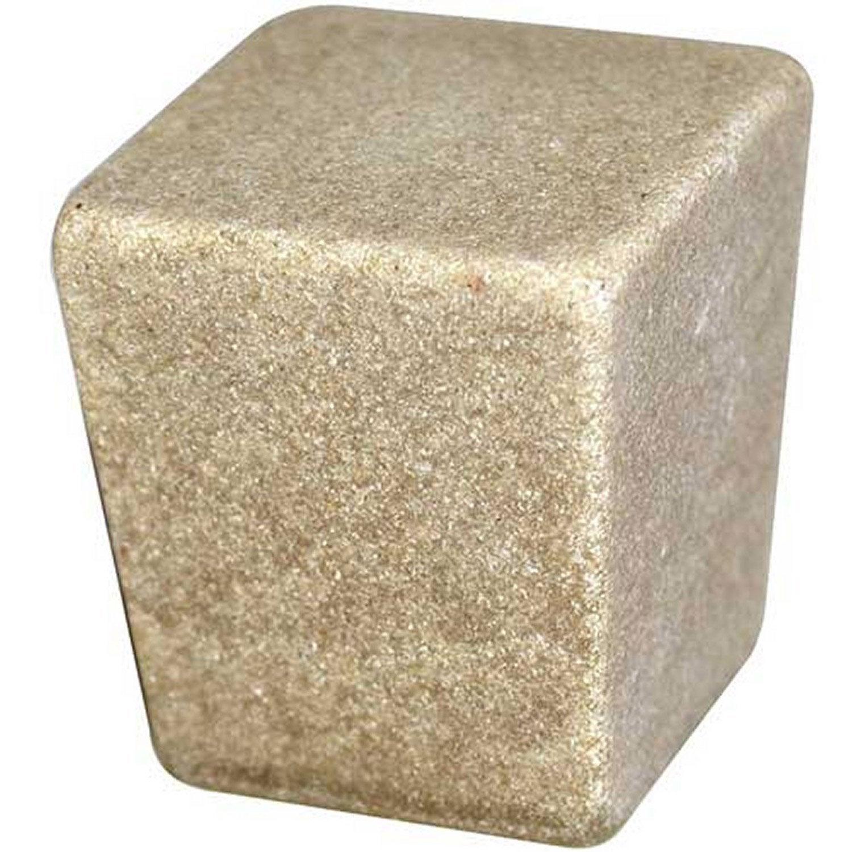 bouton de meuble carr r sine polyester mat leroy merlin. Black Bedroom Furniture Sets. Home Design Ideas